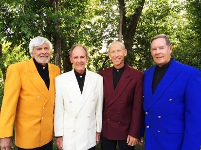 barbershoppers quartet 1